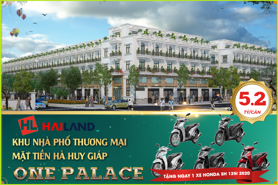THIẾT KẾ ONE PALACE