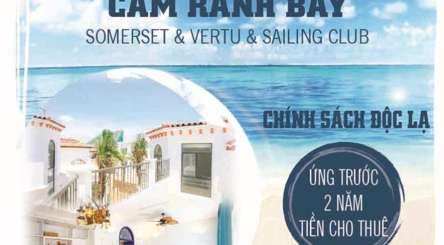 Dự Án Cam Ranh Bay - Nha Trang