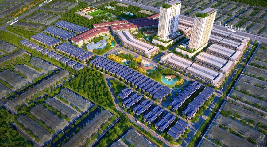 Dự Án Phú Mỹ Gold City | Thông Tin Bảng Giá Website Chủ Đầu Tư
