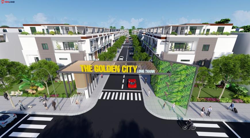 Dự án The Golden City Long Thành Đồng Nai | Website Chủ Đầu Tư
