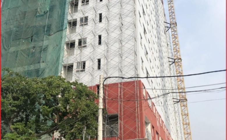 Tiến độ xây dựng dự án Căn hộ Chung Cư Thạnh Tân Apartment Dĩ An