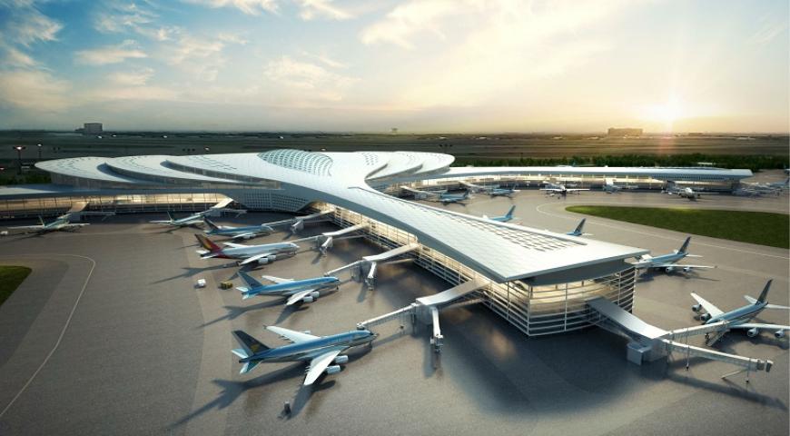 'Sân Bay Quốc Tế Long Thành Khởi Công Các Hạng Mục Đầu Tiên Vào Đầu Năm 2021
