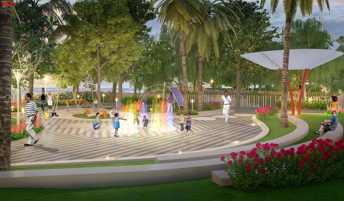 công viên dự án long phát residence