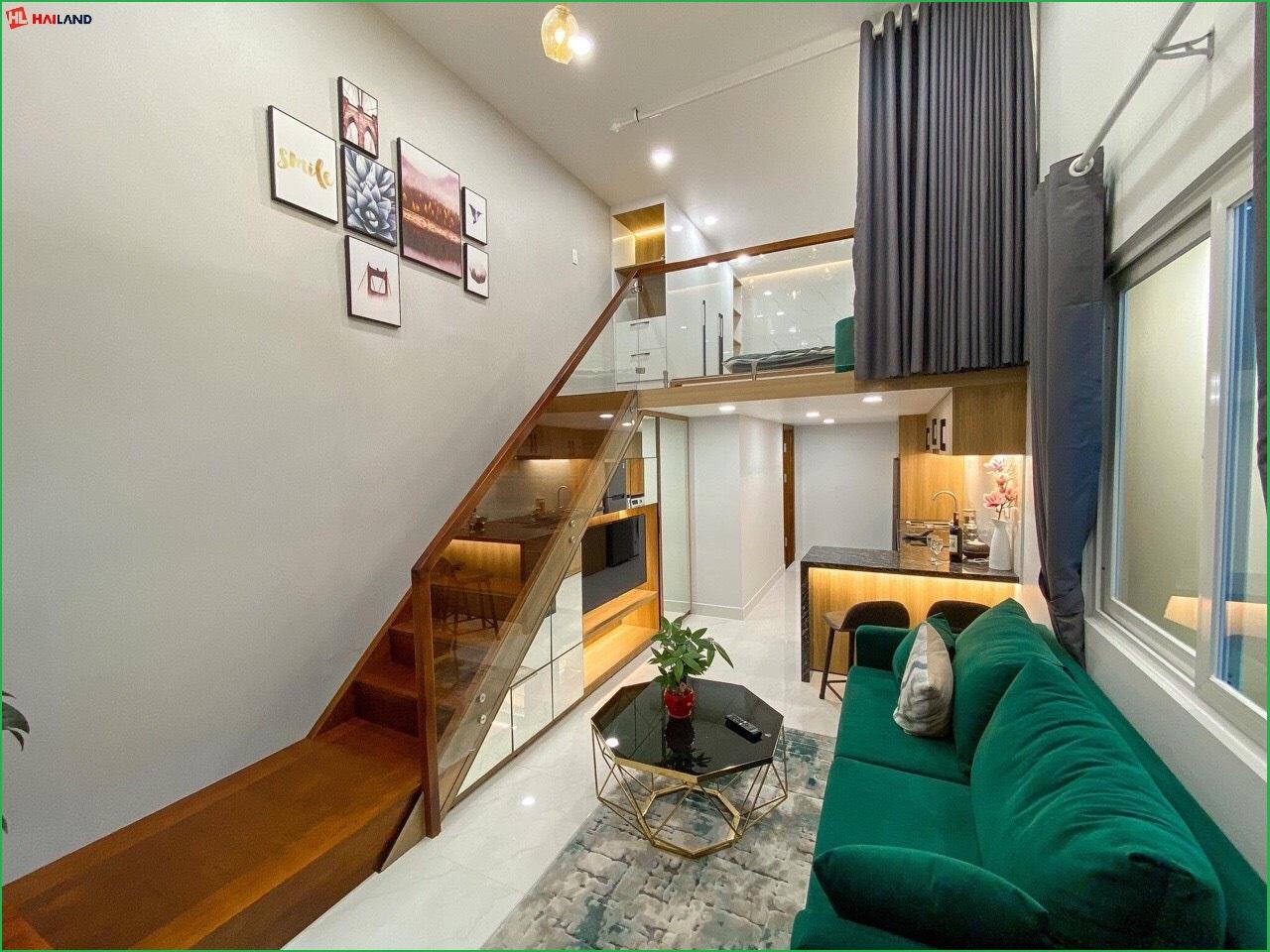 Thiết kế căn hộ lũy bán bích - hailand.vn